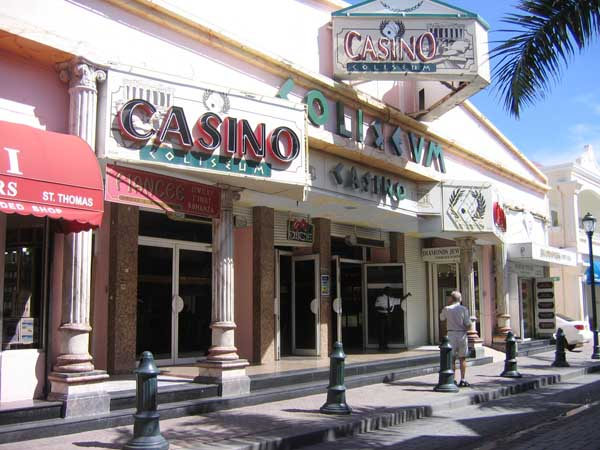 Philipsburg et ses casinos